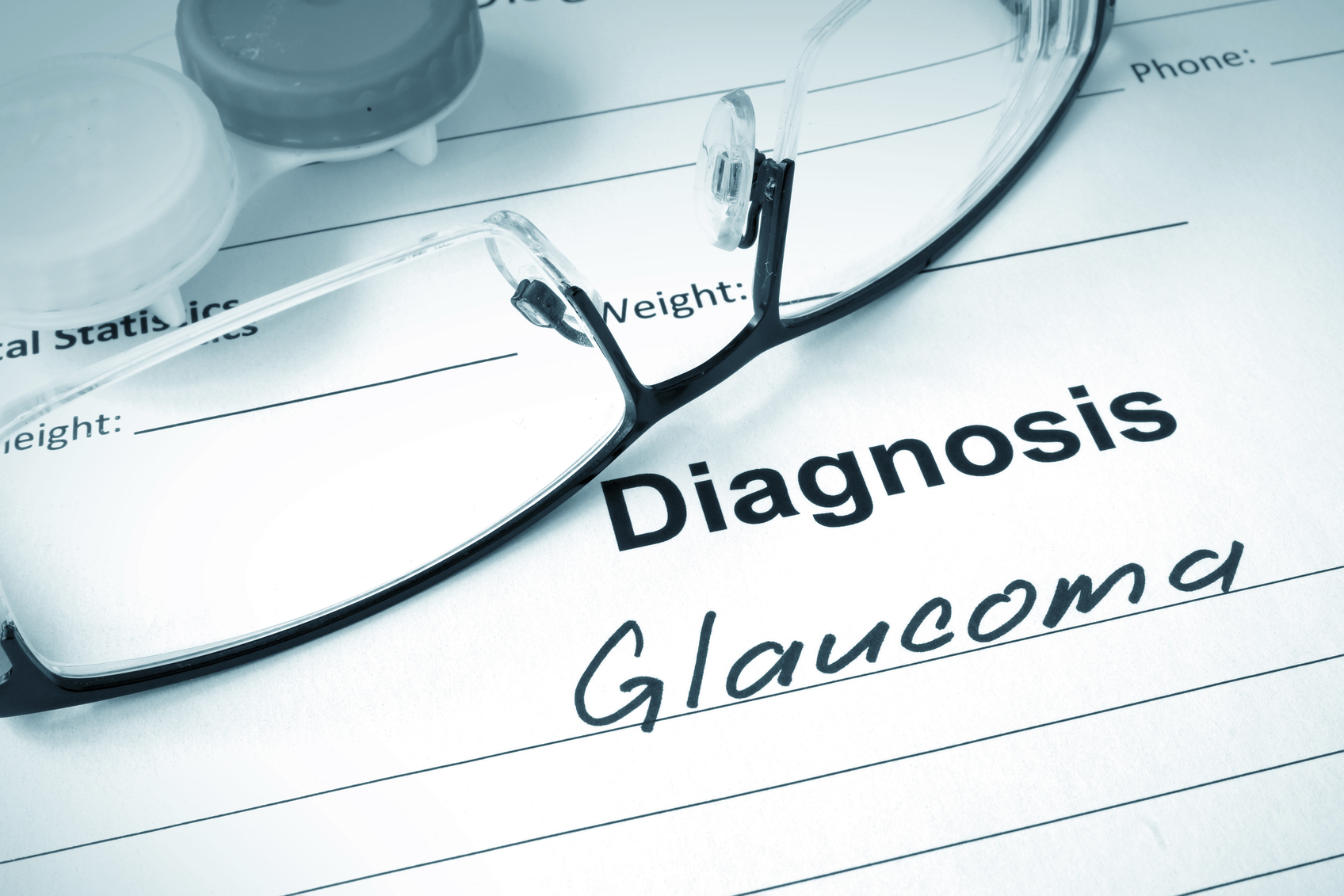 Diagnosis Glaucoma